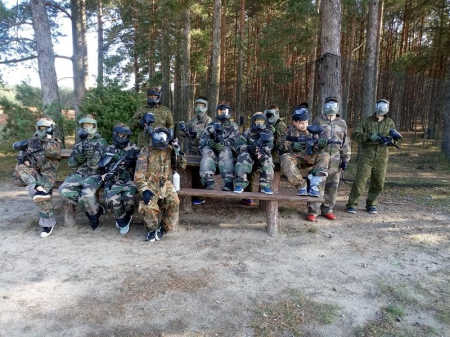 KLASOWY PAINTBALL