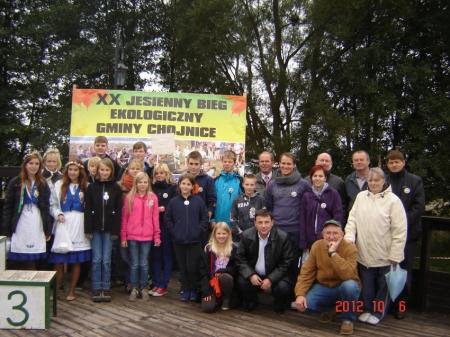 JESIENNA WIZYTA   SWORNEGACIE'2012