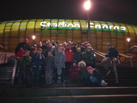 Mecz ekstraklasy piłki nożnej Lechia Gdańsk - Wisła Płock