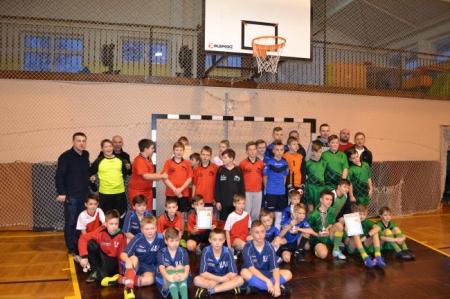 XIII Zimowy Turniej Piłki Nożnej